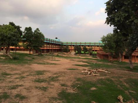 Terminata la decorazione esterna della scuola